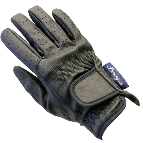 Huntington Premier Show Gloves Black Size 9 at Bowral Coop