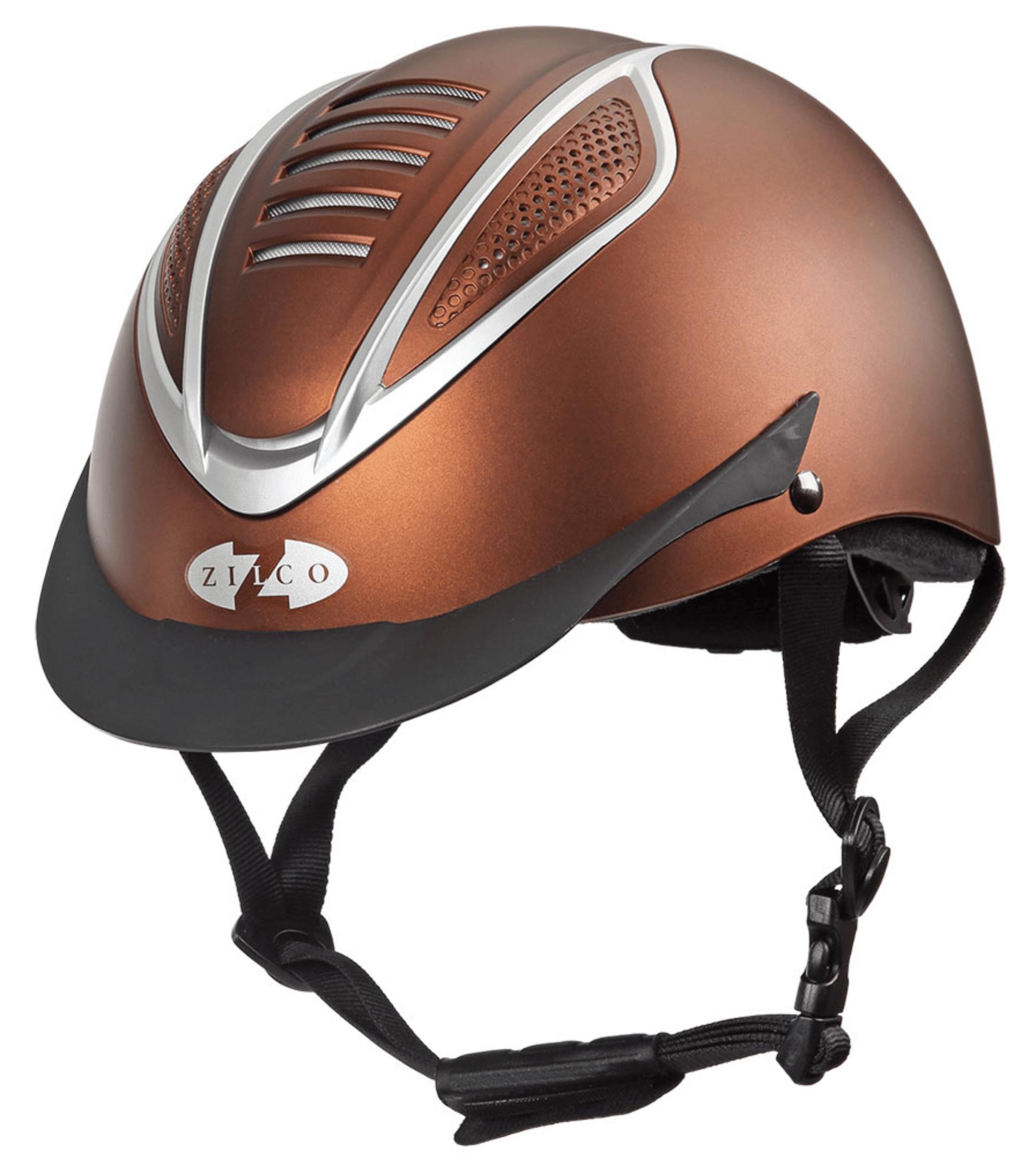 Oscar Riding Helmet Vibe Bronze Large at Bowral Coop
