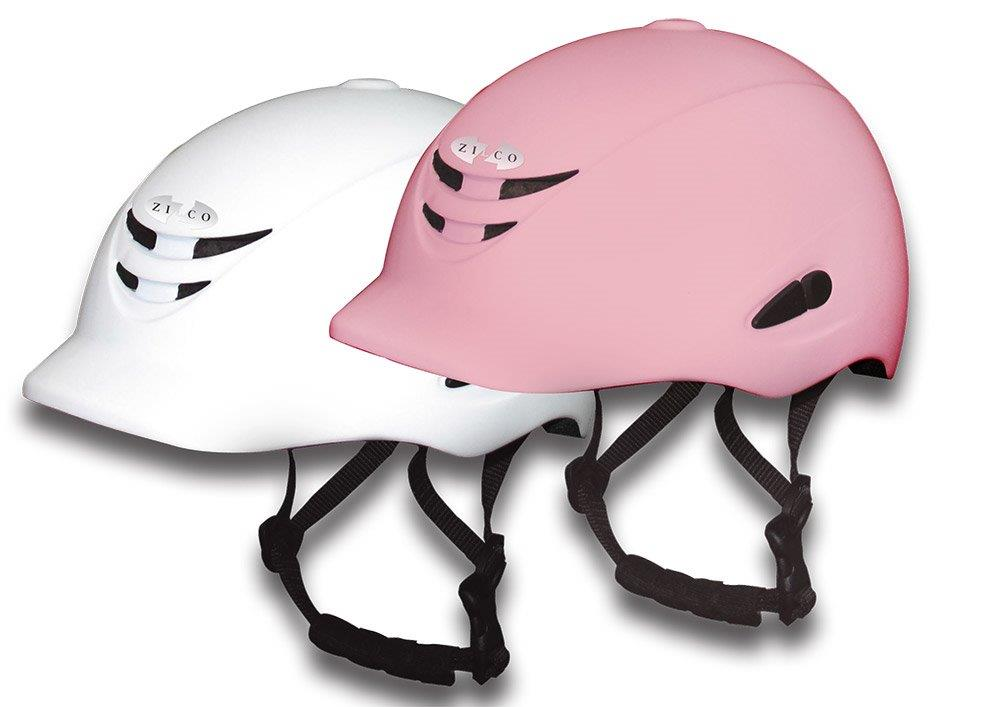Oscar Junior Helmet Pink 49-56cm at Bowral Coop