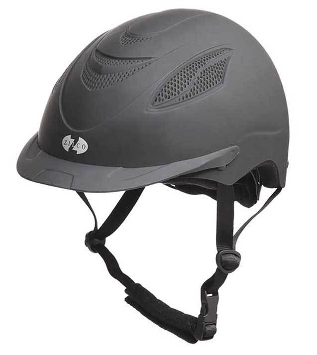Oscar Lite Sports Helmet - Black Large 57-61cm at Bowral Coop