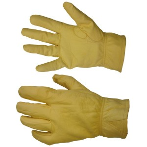 Premium Leather Roping Gloves Small at Bowral Coop