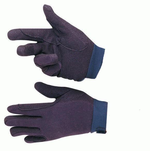 Sure-Grip Riding Glove Black XL at Bowral Coop