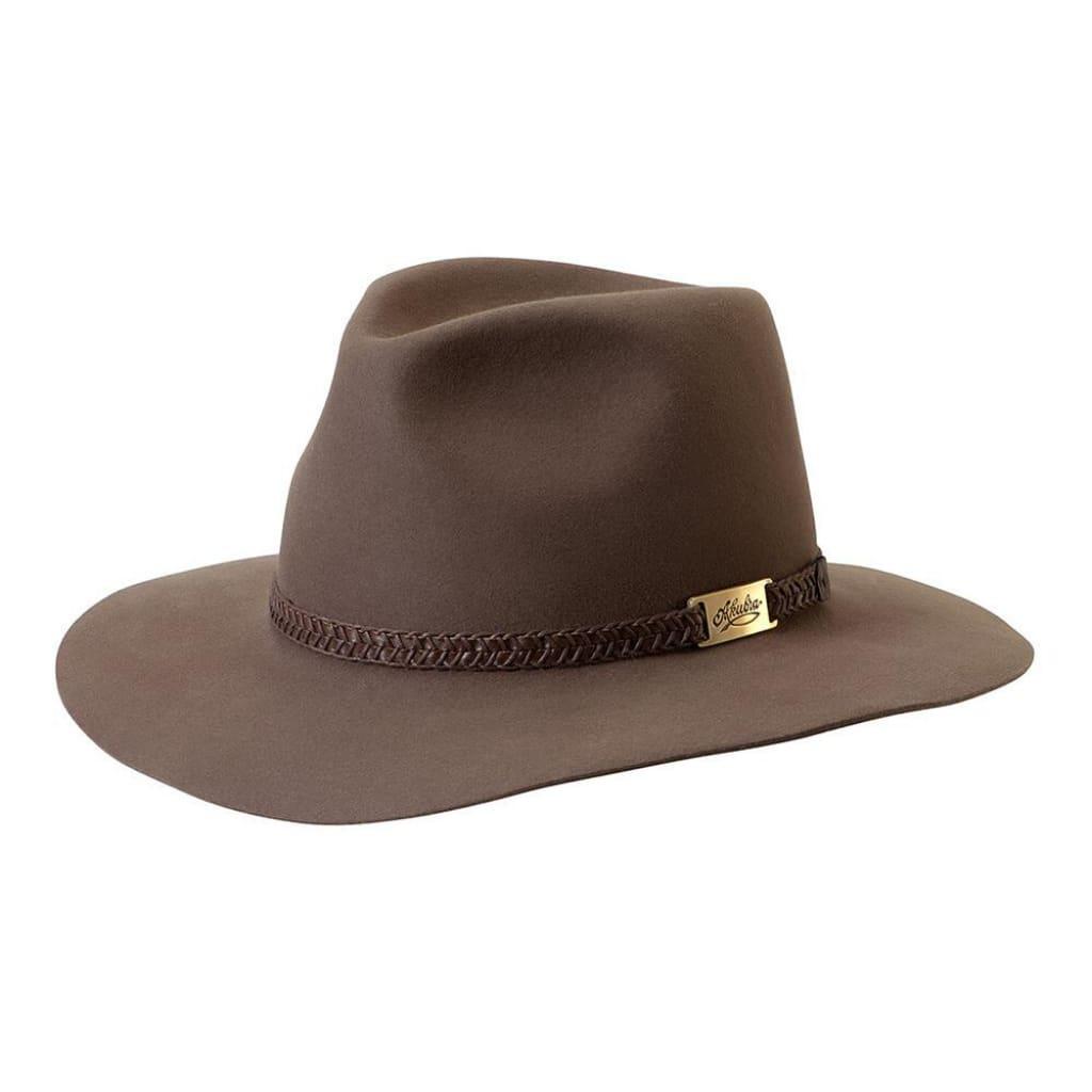 Akubra Hat Avalon Hazelnut Size XL at Bowral Coop