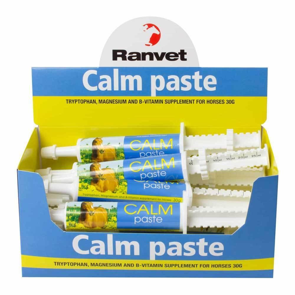Calm Paste Ranvet 30g at Bowral Coop