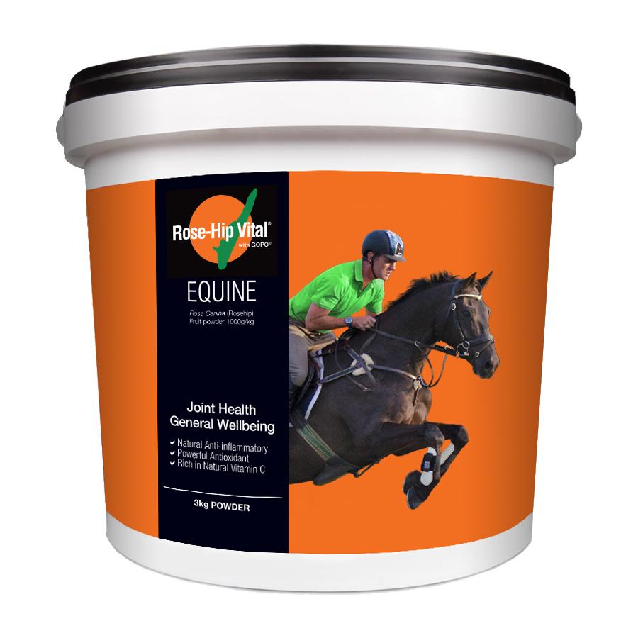 Rose-Hip Vital Equine 1.5kg at Bowral Coop