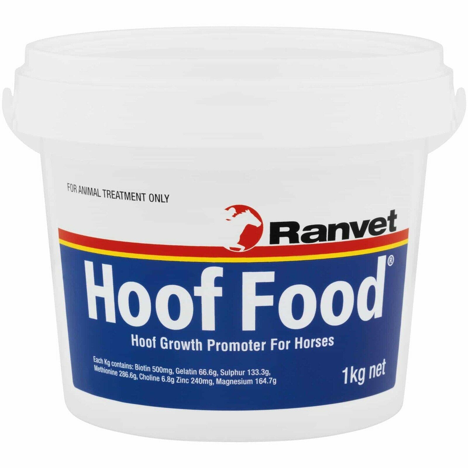 Hoof Food 1kg at Bowral Coop