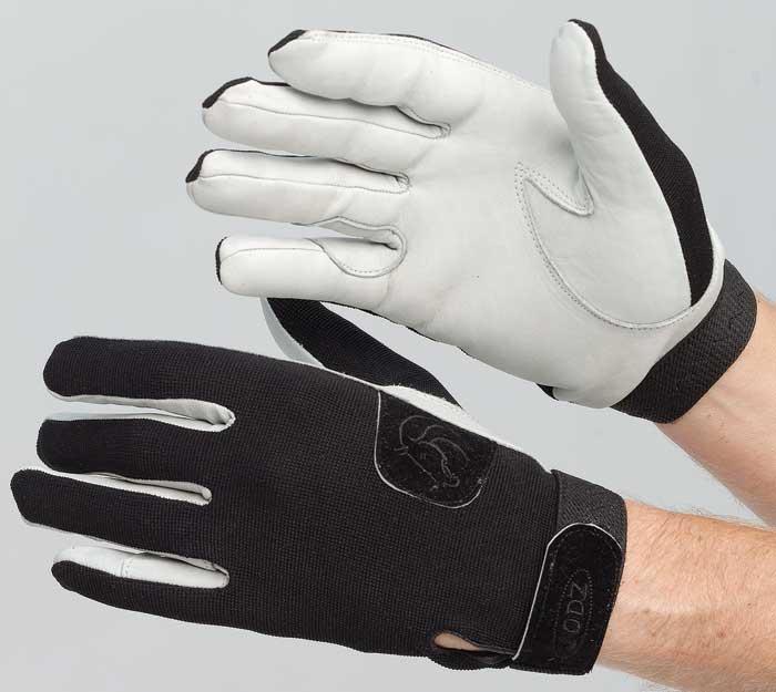 Jodz Tacky Gloves Black/Grey L at Bowral Coop