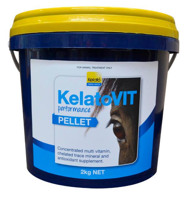 KelatoVit Performance Pellet 2kg at Bowral Coop