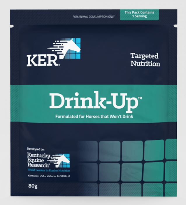 Kentucky Equine Research Drink Up 80g Sachet at Bowral Coop