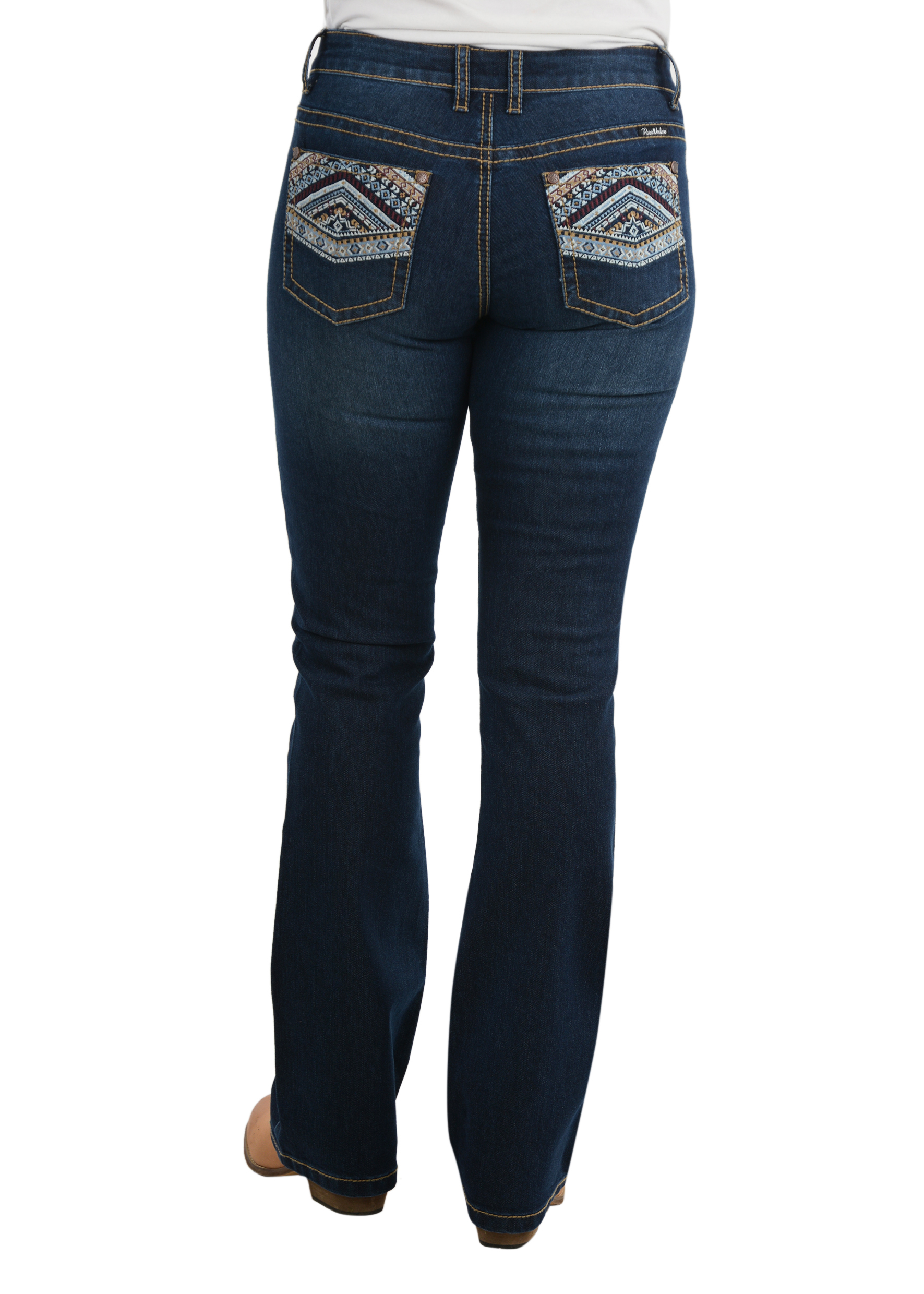 Pure Western Martina Boot Cut Jean Size 16 at Bowral Coop