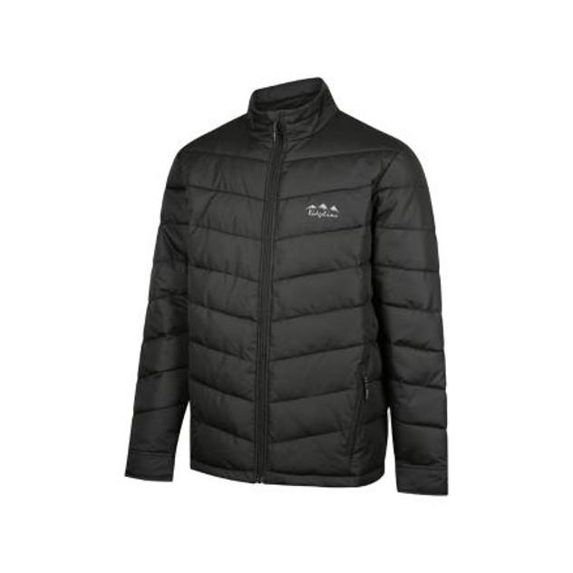 Ridgeline Mens Gale Puffa Jacket Black Sz 2XL at Bowral Coop