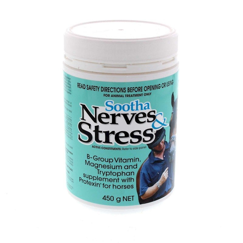 Sootha Nerves & Stress 450g at Bowral Coop