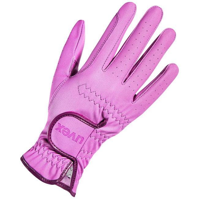 Uvex Sportstyle Kids Gloves Violet Size 6 at Bowral Coop